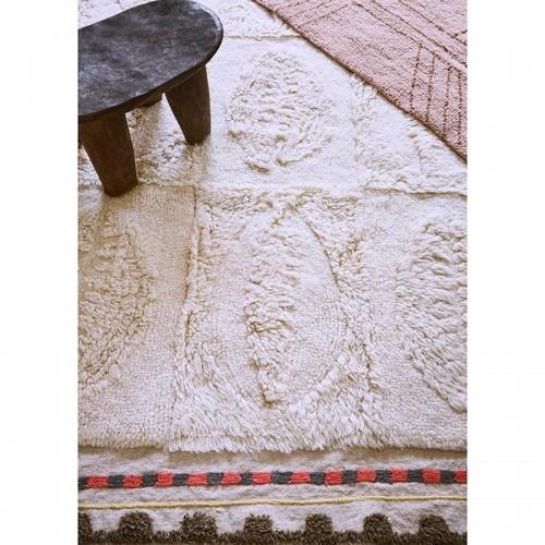 Tapis laine ethnique BAHARI