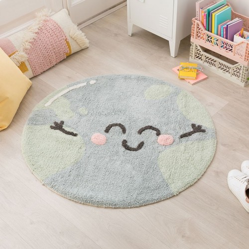 Tapis lavable en coton BIG...