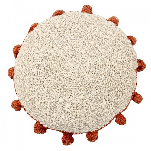 Coussin CIRCLE Terracota...