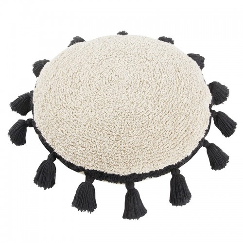 Coussin de sol CIRCLE Black...