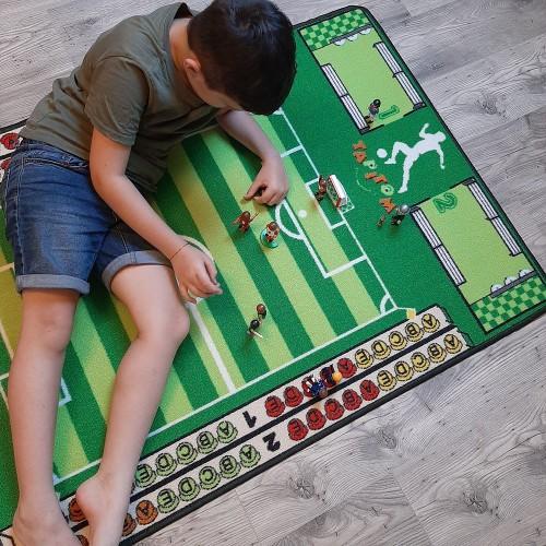 Tapis de jeu enfant sport FOOT
