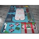 Le HOCKEY Tapis de jeux par Tapitom