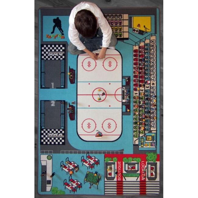 LE HOCKEY Tapis de jeu par Tapitom