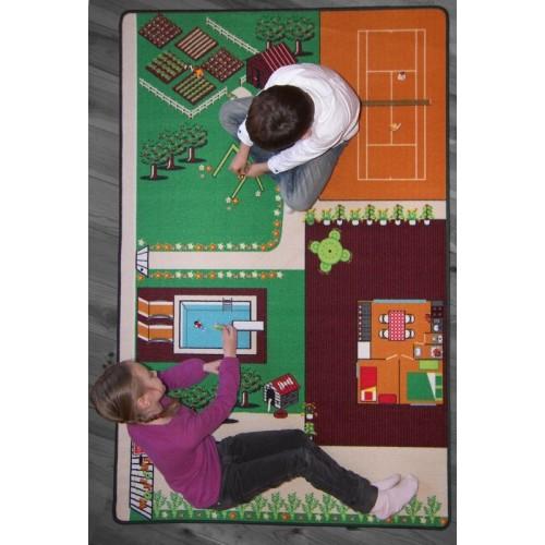 Jardin Tapis de jeux par Tapitom