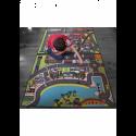 Jeux de Voitures Tapis par Tapitom