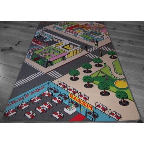 La Ville Tapis de jeux par Tapitom