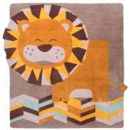 Tapis enfant Lalo Lion