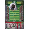 Le Football Tapis de jeux pour Garçon par Tapitom