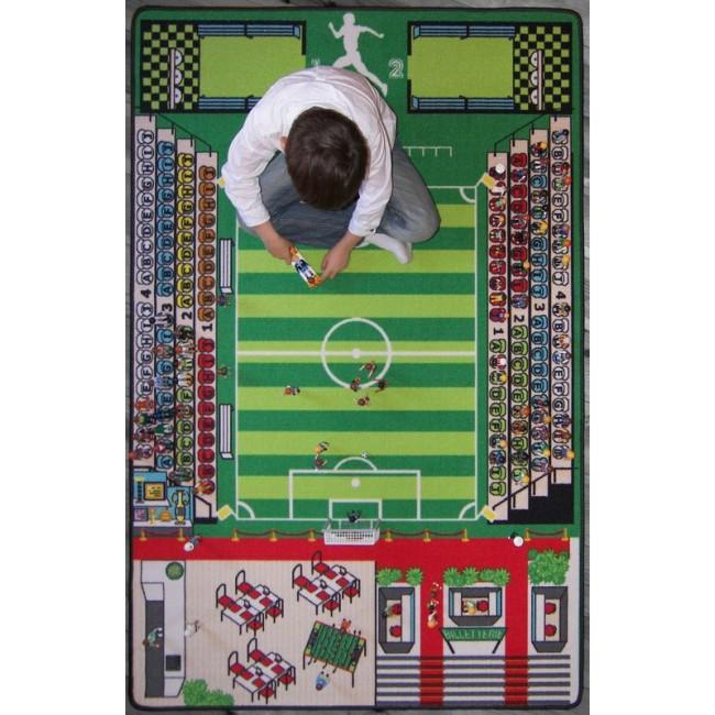 Le Football Tapis de jeu pour Garçon par Tapitom