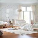 ESTERYA multicolore pastel fonds écru bebe rectangle par Esprit Home