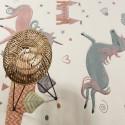 SUNNY UNICORN multicolore fonds écru bebe fille rectangle par Esprit Home