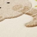 E-TOUCAN Turquoise rond pour chambre bebe par Esprit