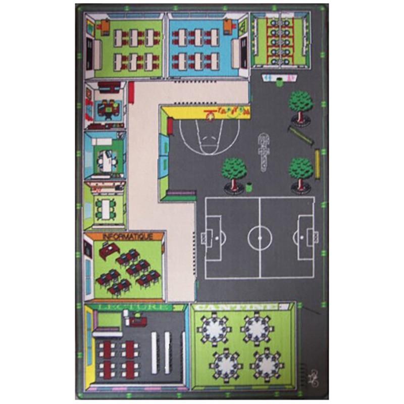 L'Ecole Tapis de jeux par Tapitom