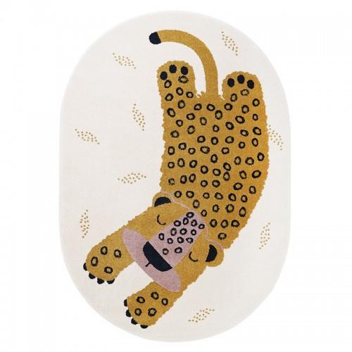 Tapis enfant petit léopard...