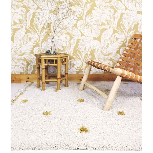 Tapis contemporain WOOLY...
