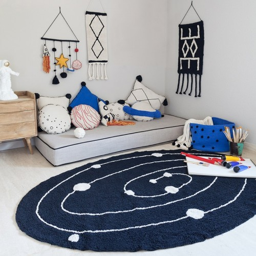 Tapis lavable ovale GALAXY...