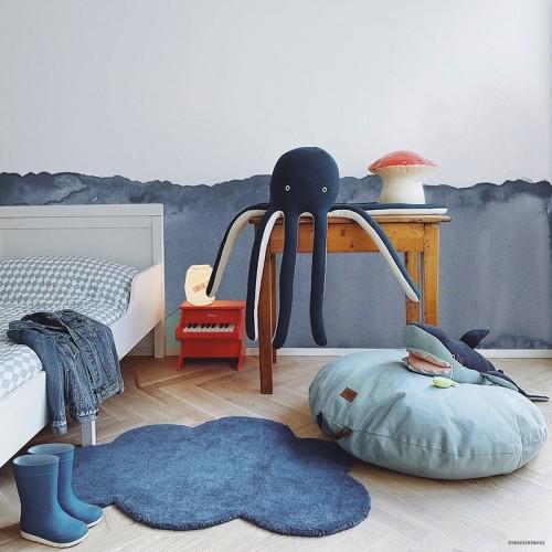 NUAGE Bleu marine chambre...