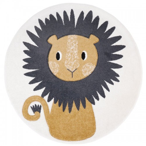 Tapis bébé design lion,...