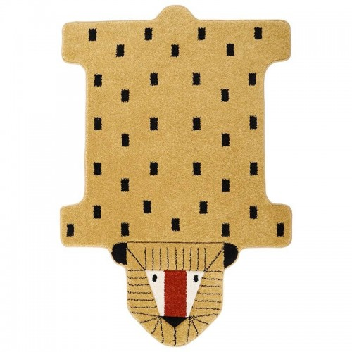 Tapis enfant design lion,...