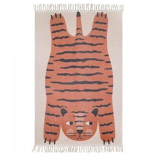 Tapis enfant design tigre,...