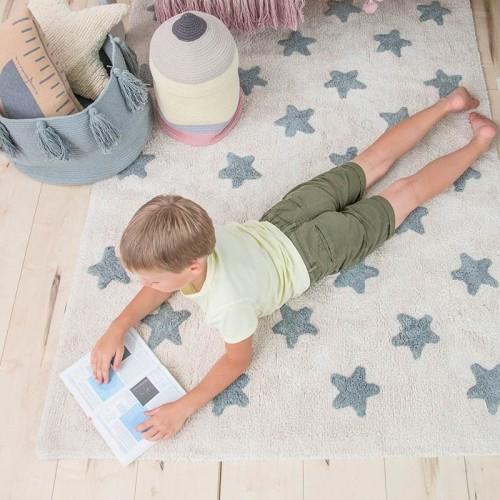 Tapis lavable étoiles STARS...