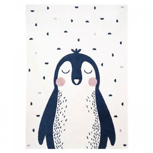 Tapis enfant pingouin BALDWIN