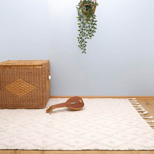 Tapis coton berbère ORLANDO