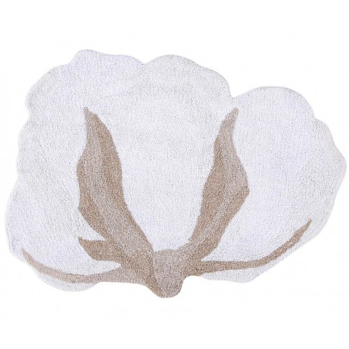 Tapis lavable COTON FLOWER...