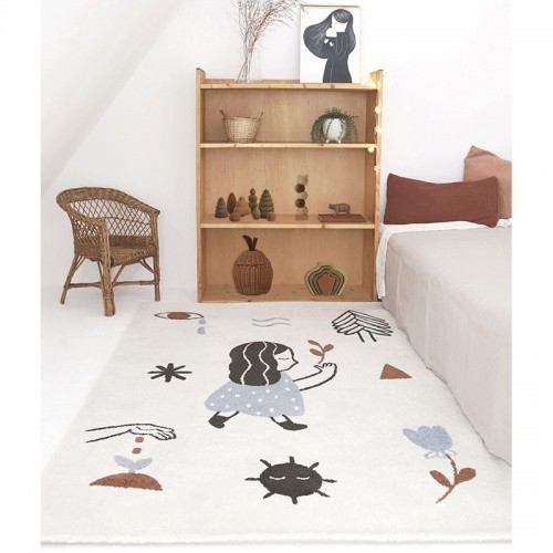 Tapis enfant design, LOVE...