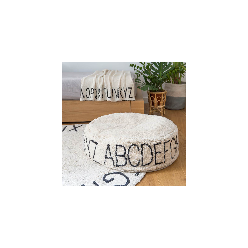 Pouf enfant ABC Natural...