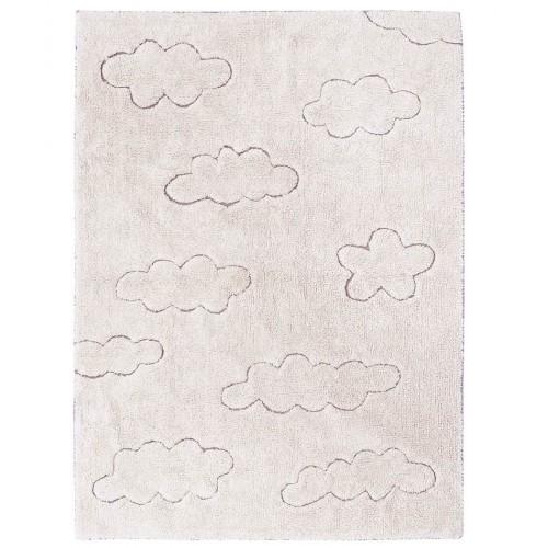 Tapis enfant coton nuage...
