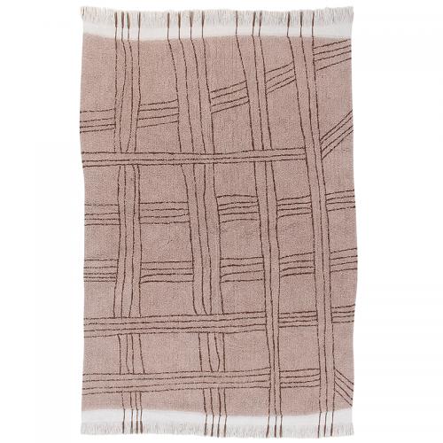 Tapis laine contemporain SHUKA