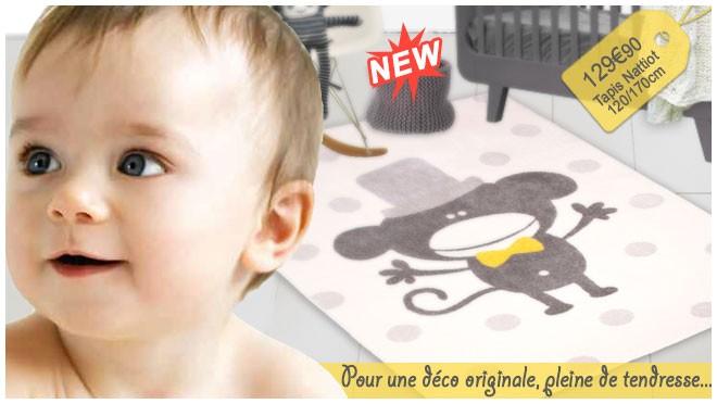 Compo bébé garçon Nattiot
